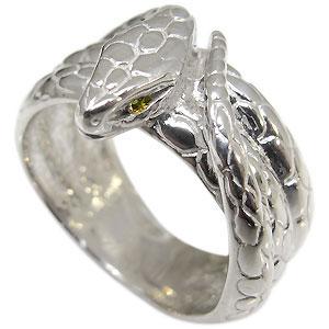 プラチナ・シトリン・ヘビ・蛇・指輪・スネーク・メンズリング, ムイカイチチョウ:74c2242d --- novoinst.ro