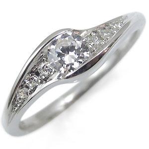26日1:59迄 18金・ダイヤモンド・指輪・リング・一粒・リング