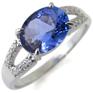 【10%OFF】1月1日00:00~ タンザナイト・リング・指輪・12月誕生石・大粒・10金