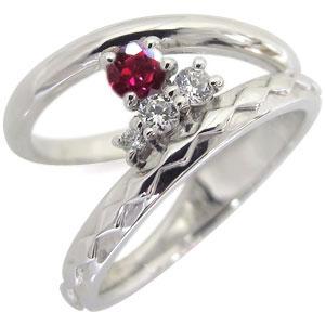 選べる誕生石・ネックレス・天然石・指輪・プラチナ・ピンキーリング