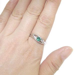 プラチナ エンゲージリング エメラルド エンゲージリング 一粒 婚約指輪xBWCoerd