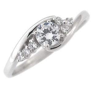 ダイヤモンド・リング・指輪・一粒・10金