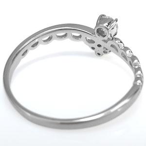 レース・エンゲージリング・華奢・ダイヤモンド・婚約指輪・K10・リング80kOXZwNPn