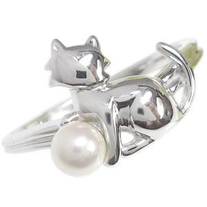 アコヤ本真珠・指輪・プラチナ・パール・リング10P06Aug16