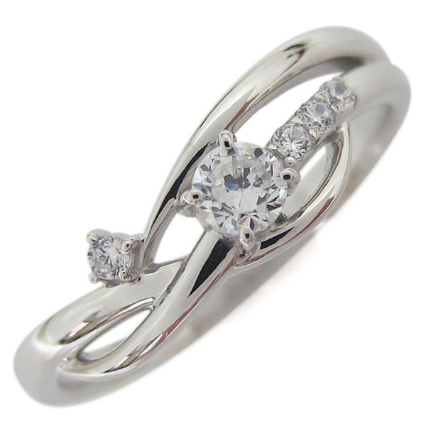 【10%OFF】4日20時~ 誕生石 レディース 指輪 シンプルリング プラチナ 母の日 プレゼント