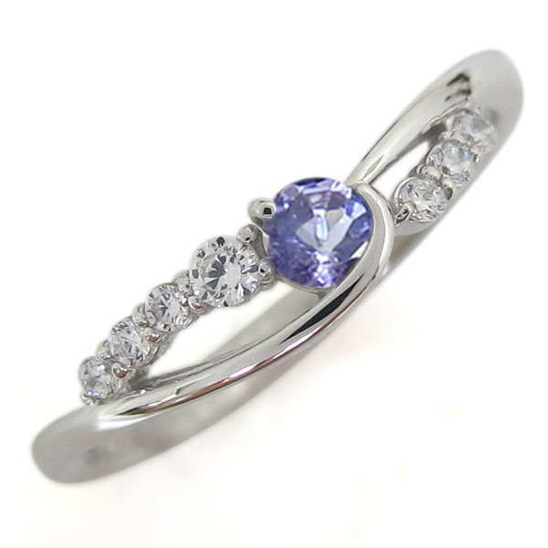 9日20時~ レディースリング プラチナ 婚約指輪 シンプルリング 誕生石 クリスマス プレゼント