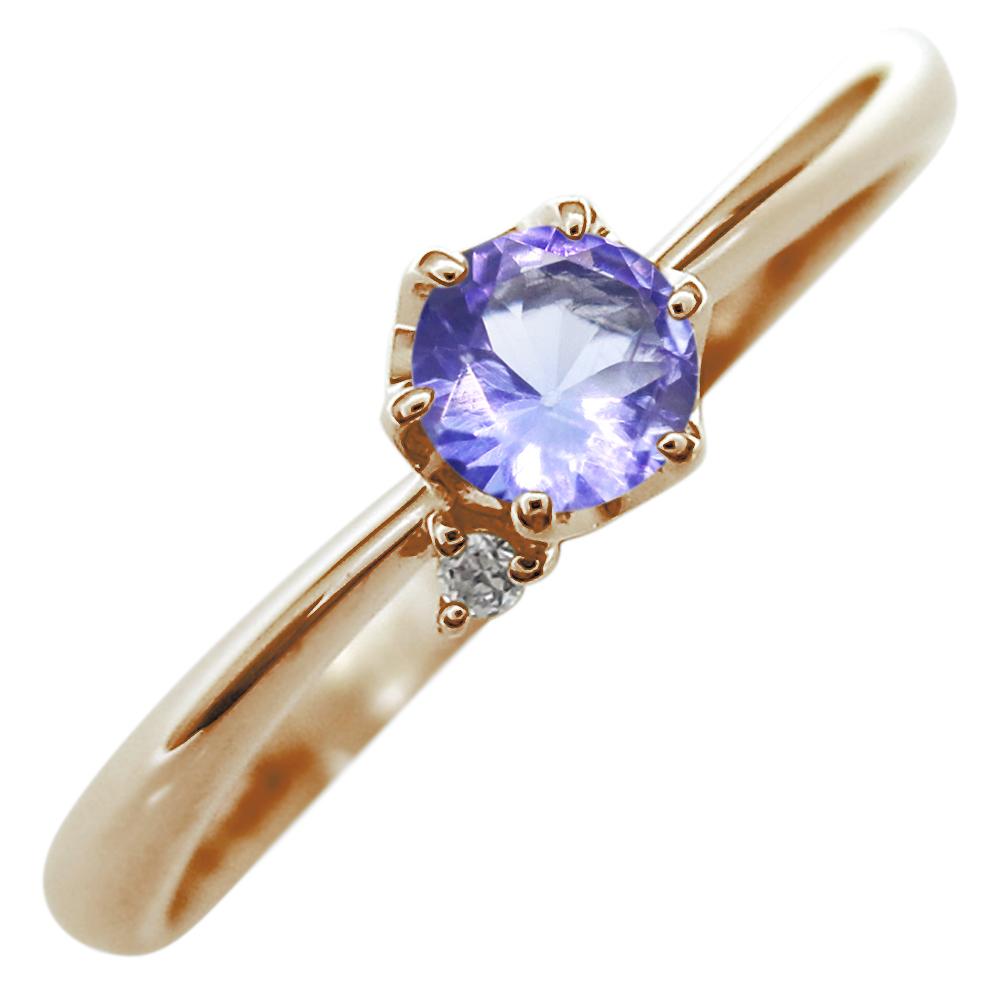 ファランジリング 一粒 タンザナイト リング 一粒 指輪 ピンキーリング 10金 10金 ピンキーリング, インテリアと雑貨のお店エクリティ:f7fb6f8c --- officewill.xsrv.jp