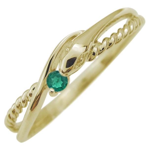 【50%OFF】ヘビ リング 指輪 レディース おしゃれ K18ゴールド スネーク 天然石 18金 プレゼント ジュエリー 母の日