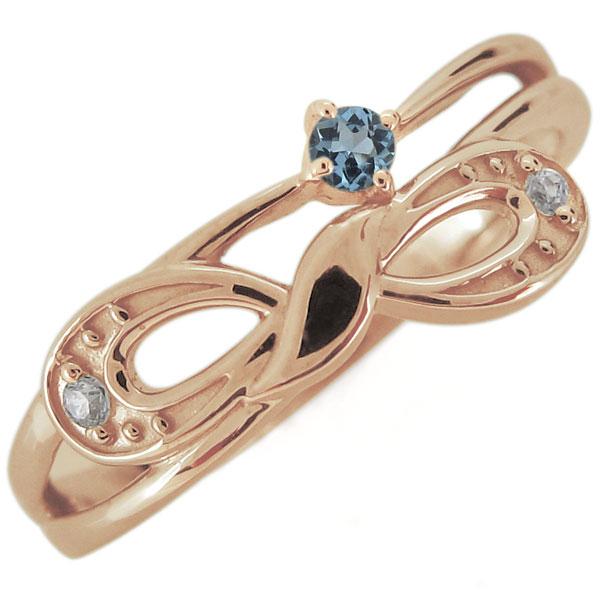 アクアマリンサンタマリア 指輪 10金 リボン 指輪 リボンモチーフ レディースリング 10金 リボンモチーフ, ニシハルチョウ:a3027680 --- rods.org.uk