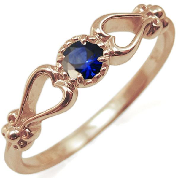 【10%OFFクーポン&P5倍】23日~18金・リング・婚約指輪・選べる誕生石・ハートモチーフ・指輪