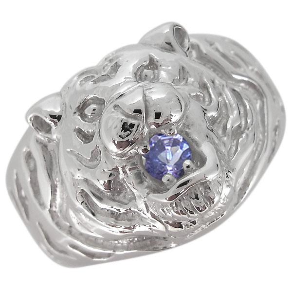 最高級のスーパー プラチナ タンザナイト 指輪 メンズ プラチナ リング タイガー 虎 12月誕生石 タンザナイト リング, COMODO VIENTO:bc0a3954 --- mediakaand.com