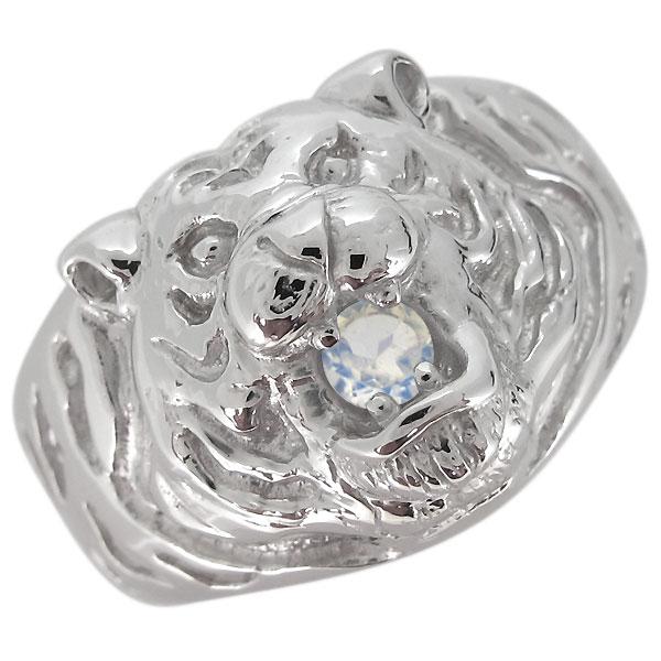 【限定品】 プラチナ 指輪 メンズ タイガー 虎 6月誕生石 ロイヤルブルームーンストーン 虎 プラチナ タイガー リング, スーツケース販売のラビット通販:8e0e2d00 --- mediakaand.com