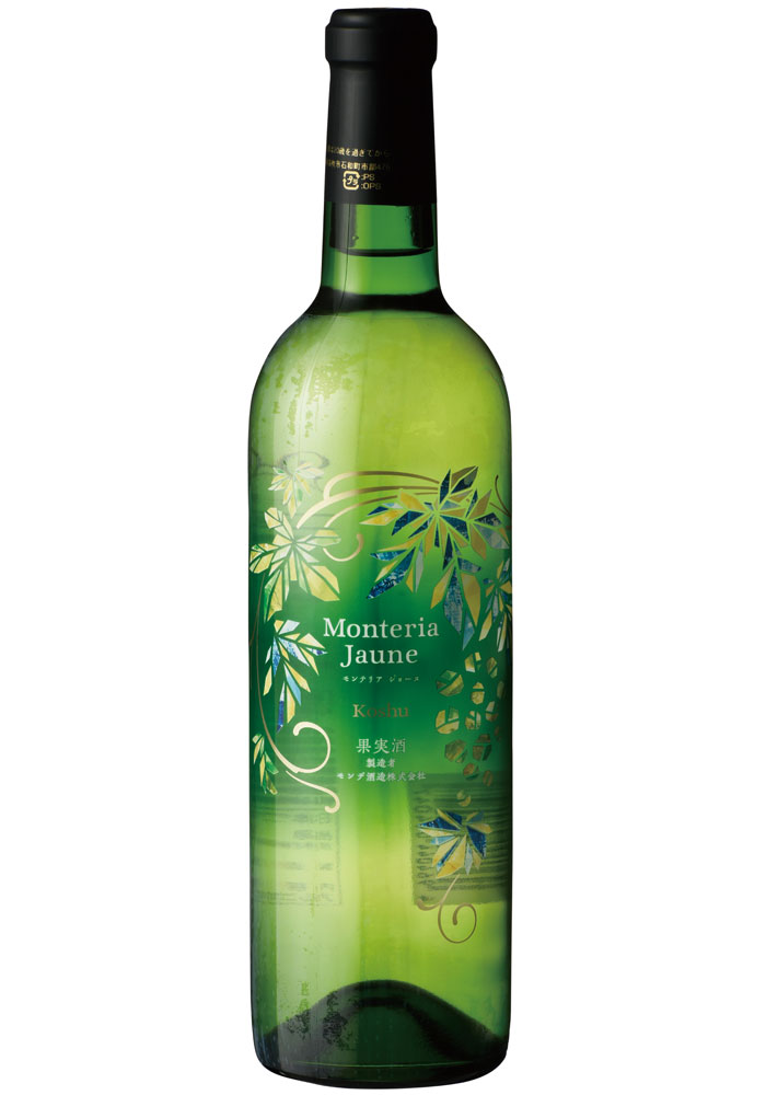 白ワイン 気質アップ モンテリアジョーヌ 山梨 やや辛口 売れ筋ランキング 720ml モンデ酒造