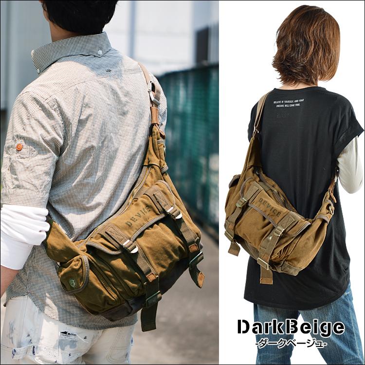 DEVICE Cargo挎包2013秋天冬天