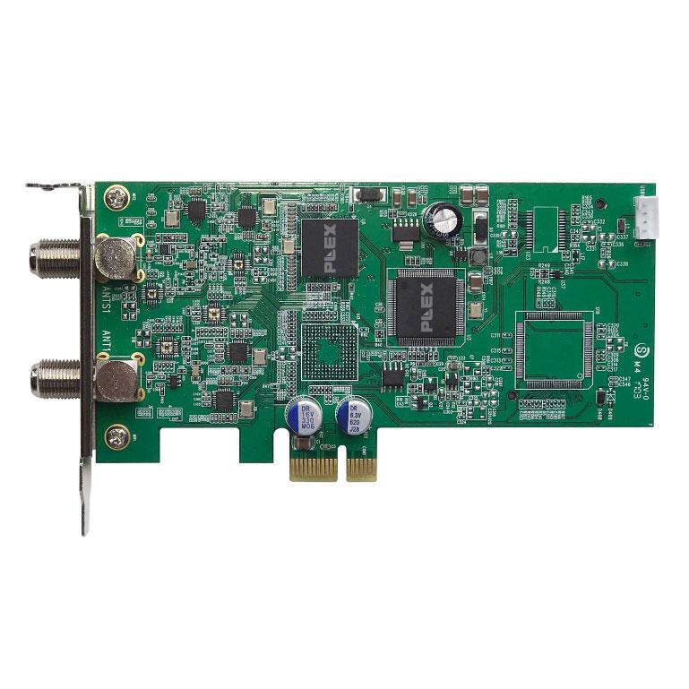 プレクス PCI-Express接続対応 4チャンネル同時録画・視聴 地上デジタル・BS/CS 3波対応 PX-W3PE4 テレビチューナー TVチューナー パソコン 用