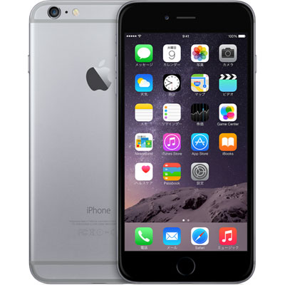 アップル iPhone6 SIMフリー A1549 16GB スペースグレイ 【厳選中古】 スマホ スマートフォン 本体 Apple