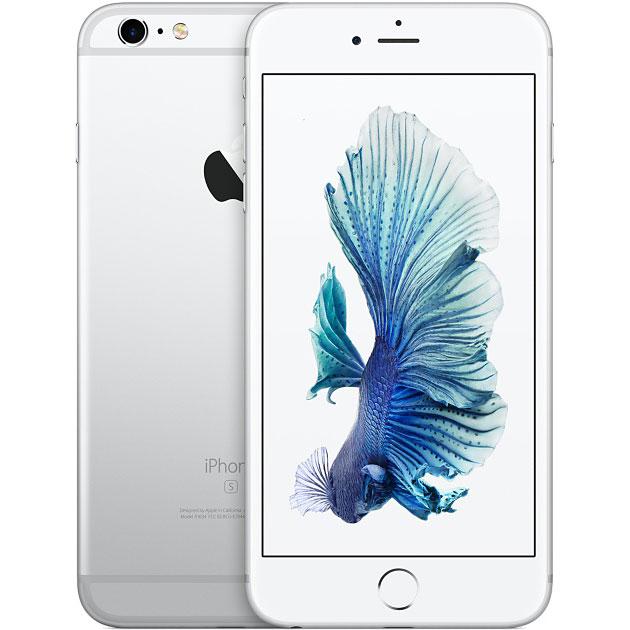 アップル iPhone6s Plus SIMフリー A1687 64GB シルバー 【厳選中古】 スマホ スマートフォン 本体 Apple テレワーク 在宅勤務 在宅ワーク に