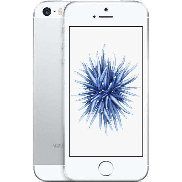 アップル iPhone SE SIMフリー A1662 64GB シルバー 【厳選中古】