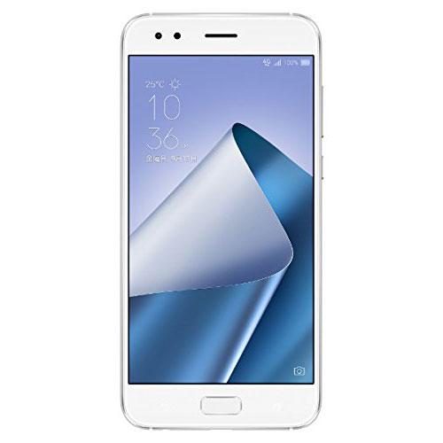 ASUS(エイスース) ZenFone 4 SIMフリースマートフォン ムーンライトホワイト ( ZE554KL-WH64S4I ) Android Snapdragon 630 5.5インチ メモリ 4GB ストレージ 64GB