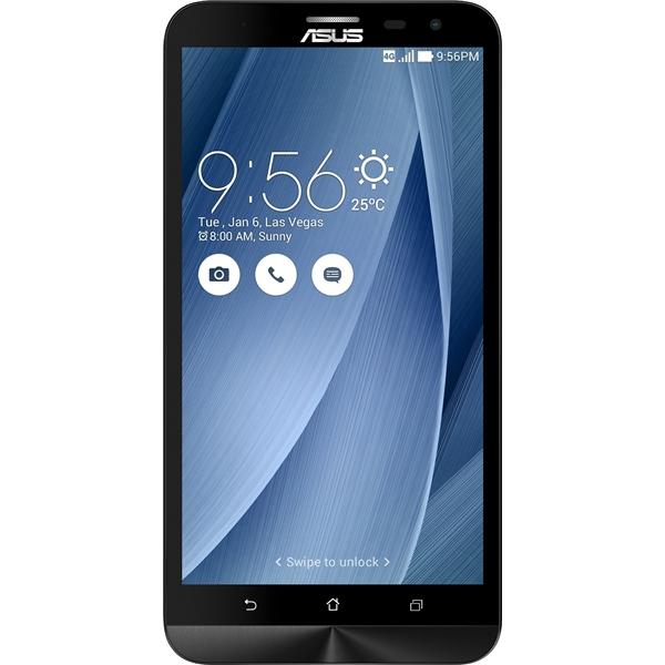 ASUS ( エイスース ) ZenFone 2 Laser SIMフリー グレー ( ZE601KL-GY32S3 ) Android Snapdragon S616 6インチ メモリ 3GB ストレージ 32GB スマホ スマートフォン 本体