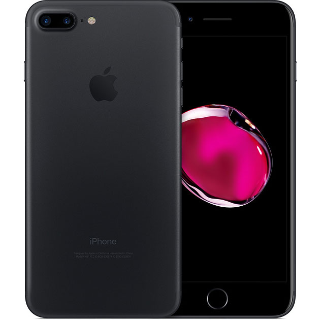 アップル iPhone 7 Plus SIMフリー A1661 32GB シルバー 【厳選中古】