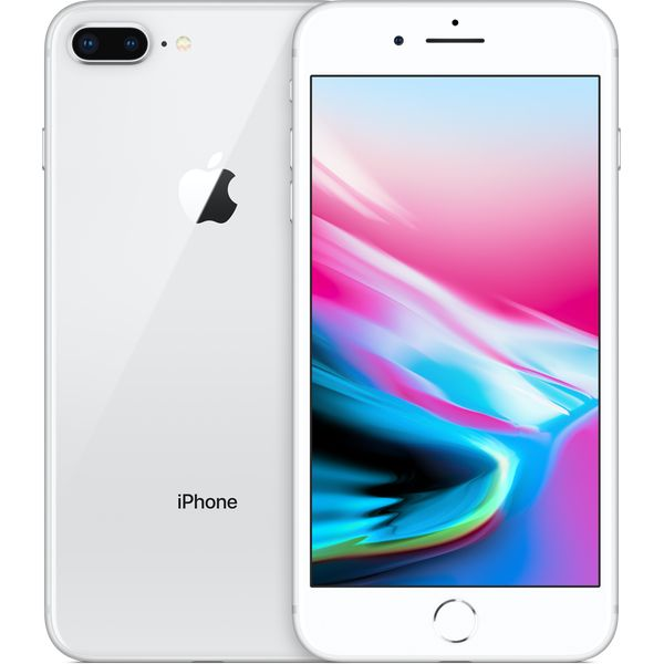 アップル iPhone8 Plus SIMフリー 版 256GB シルバー 整備済品 スマホ スマートフォン 本体 Apple テレワーク 在宅勤務 在宅ワーク に