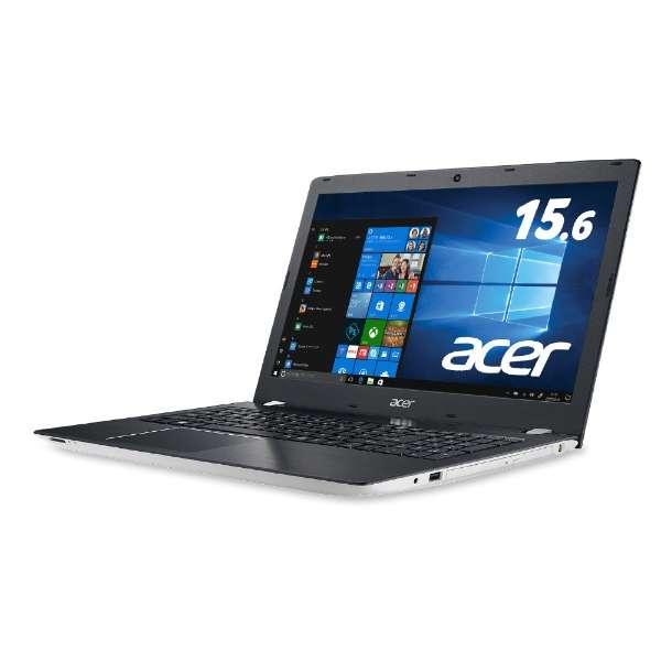( E5-576-A34G/K ) パソコン Core i3 4GB HDD 1TB Windows10 メモリ Aspire E15 Webカメラ ノートパソコン Acer ( エイサー ) ノートPC 15.6インチ