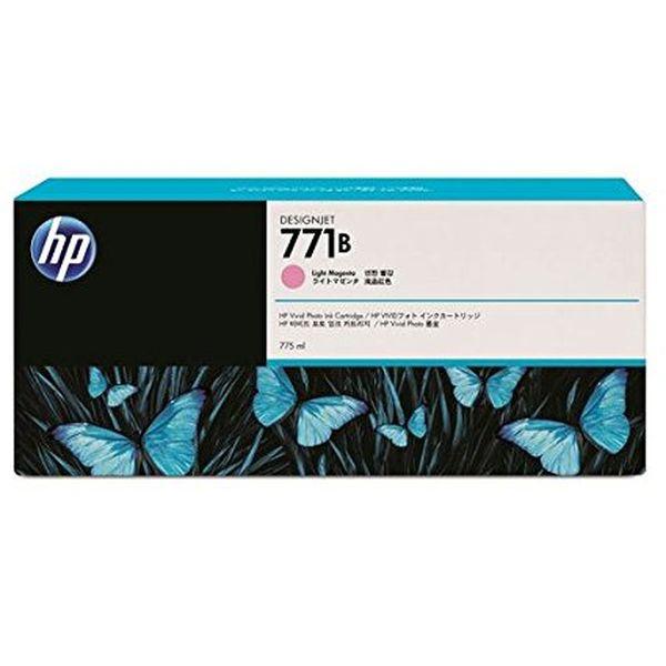 HP ( ヒューレットパッカード ) HP771B インクカートリッジ ライトマゼンタ ( B6Y03A ) DesignJet Z6200/Z6800 対応