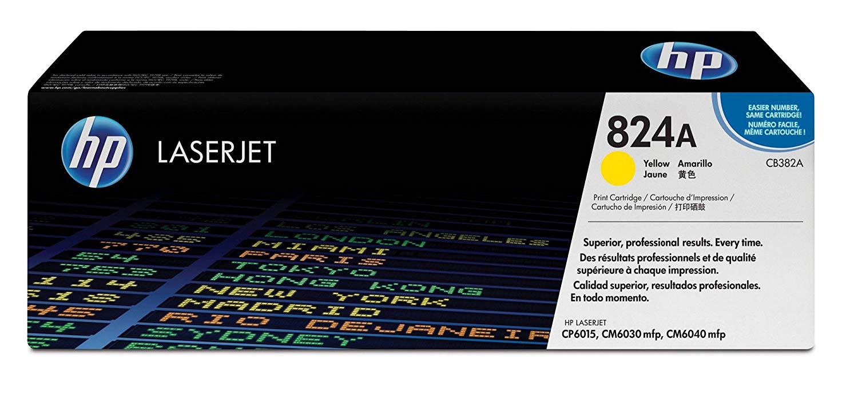 HP ( ヒューレットパッカード ) HP プリントカートリッジ CB382A イエロー(21,000枚) ( CB382A )