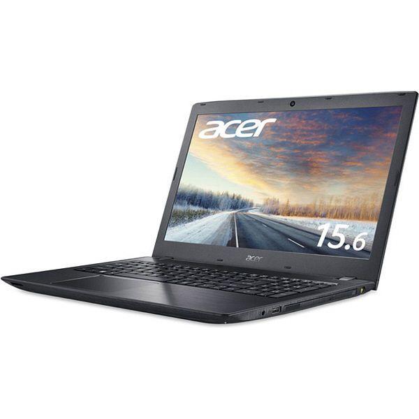 【3/27まで全商品ポイント2倍】15.6インチ フルHD Core i7 メモリ 16GB HDD 500GB + SSD 256GB DVDスーパーマルチ Windows10 Pro Acer ( エイサー ) TravelMate ( TMP259G2M-F78UC ) ノートパソコン ノートPC パソコン