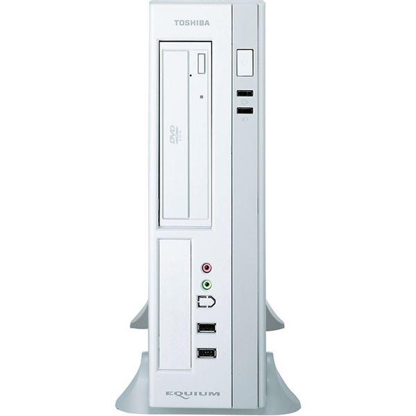 Core i7 メモリ 8GB SSD 256GB DVDスーパーマルチ Windows10 Pro 東芝 dynabook EQUIUM 4110 ( PE41136EER1A1 ) デスクトップ パソコン 新品 テレワーク 在宅勤務 在宅ワーク に