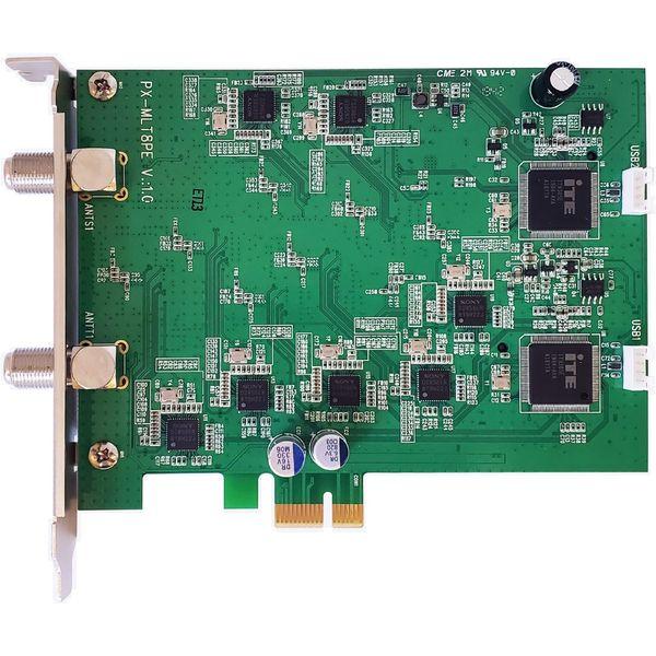 プレクス PCI-Express接続対応 8チャンネル同時録画・視聴 地上デジタル・BS/CS 3波対応 パソコン用 8チャンネルマルチTVチューナー PX-MLT8PE テレビチューナー TVチューナー パソコン 用