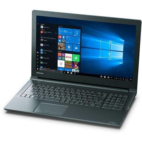 15.6インチ Core i5 メモリ 8GB HDD 500GB DVDスーパーマルチ Windows10 Pro 東芝 dynabook B65 M PB65MTB41R7AD2 ノートパソコン ノートPC パソコン