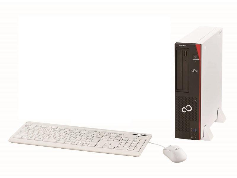 Core i3 メモリ 4GB HDD 500GB DVDスーパーマルチ Windows10 Pro 富士通 ESPRIMO D588/VX ( FMVD4001VP ) デスクトップ パソコン テレワーク 在宅勤務 在宅ワーク に
