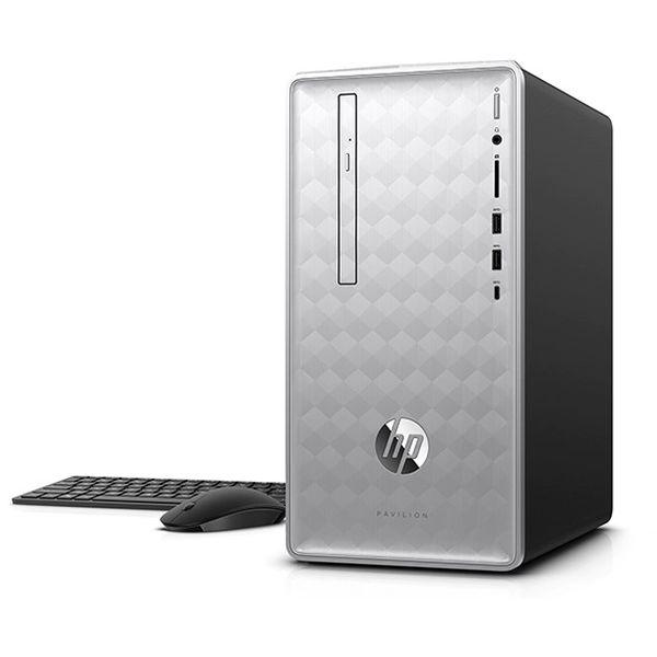 Core i5 メモリ 8GB HDD 2TB DVDスーパーマルチ Windows10 Office付き HP ( ヒューレットパッカード ) Pavilion Desktop 590-p0122jp ( 7KM12AA#OFH ) デスクトップ パソコン 新品 テレワーク 在宅勤務 在宅ワーク に