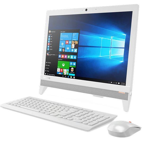 19.5インチ WXGA+ Celeron メモリ 4GB HDD 500GB DVDスーパーマルチ Windows10 レノボ ( lenovo ) ideacentre AIO 310 ( F0CLX002JP ) デスクトップ パソコン テレワーク 在宅勤務 在宅ワーク に Webカメラ マイク内蔵