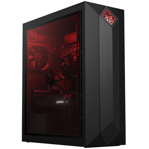27.0インチ フルHD Core i7 メモリ 16GB HDD 2TB + SSD 256GB GeForce GTX 1660 Windows10 Pro HP ( ヒューレットパッカード ) OMEN by HP Obelisk Desktop 875-0087jp ( 7KL08AA#27F ) デスクトップ パソコン 新品 ゲーミング