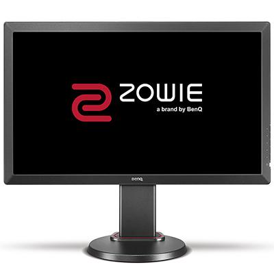 【3/27まで全商品ポイント2倍】ベンキュー BenQ ZOWIE ゲーミングモニター (24インチ/TNパネル/応答速度1ms/フルHD/HDMI out端子付き/Black eQualizer/Color Vibrance/格闘ゲームモード/ブルーライト軽減) RL2460S液晶 モニター ディスプレイ
