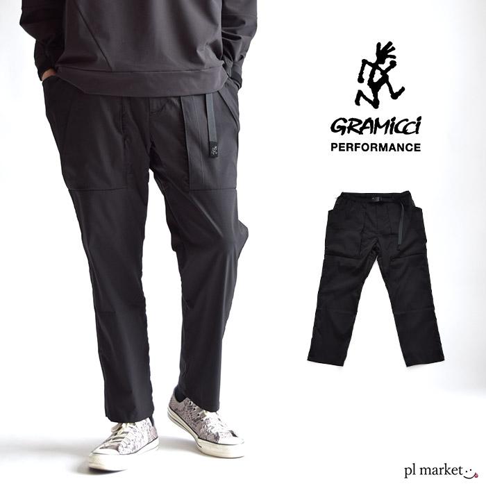 グラミチ GRAMICCI Gramicci パンツ CHUCKWALLA パーテックスポケットパンツ ボトム/ メンズ 撥水 透湿 タックポケット 刺繍 ベーシック アウトドア
