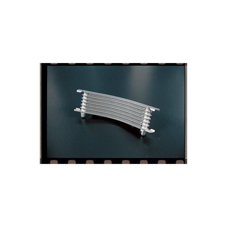 プロト PLOT PLOT (プロト) ラウンドオイルクーラーコア シルバー 7ROW #6 F88-1050