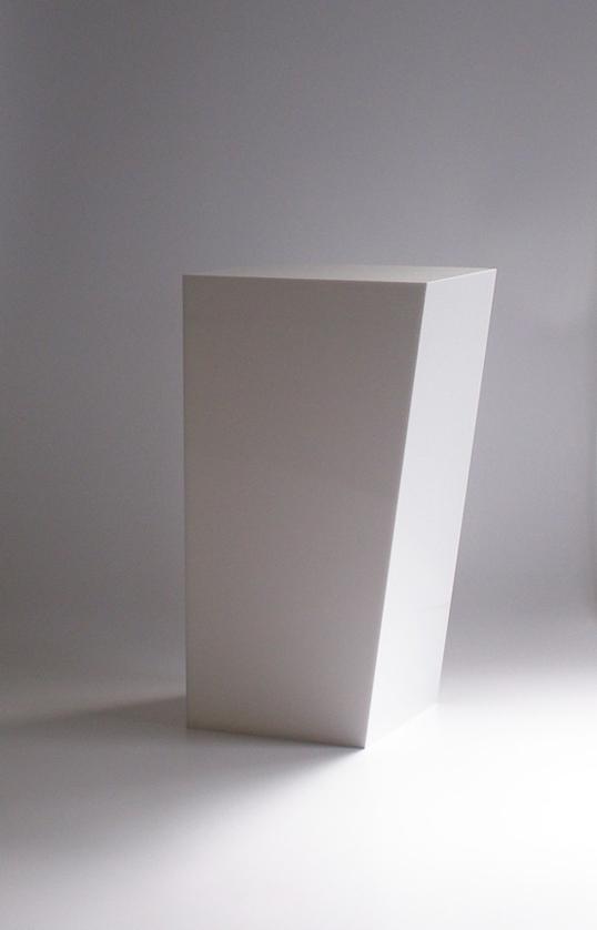 IDIOM DUST BOX Lサイズ AIR FRAME ダストボックス ゴミ箱送料無料受注生産インテリアアクリルスライドリビングダイニングキッチン