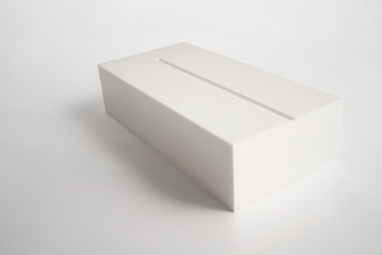 IDIOM And TISSUE White Tissue Box Tissue Case Orders Production AIR FRAME