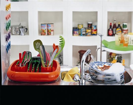 MAGIS Dish Doctorマジス ディッシュドクターMarc Newson マーク・ニューソンキッチンに映える斬新なデザインの水切りラックキッチン用品インテリアギフト プレゼント丸洗い可能