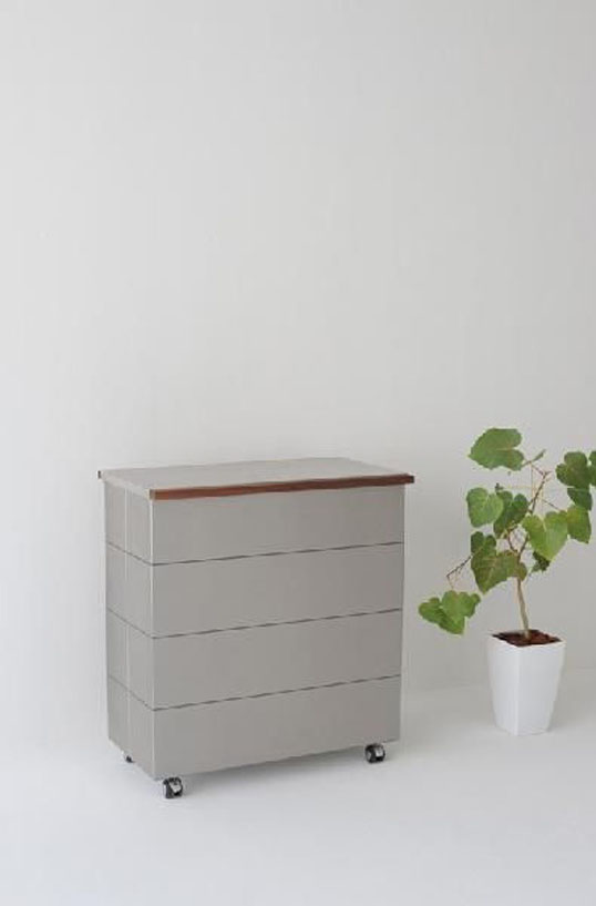 TRASH BOX PB-1Npapperskorg ダストボックス ダブルタイプ ステンレス製ゴミ箱 送料無料kennerオリジナルブランド受注生産インテリア受注生産キッチン ダイニング