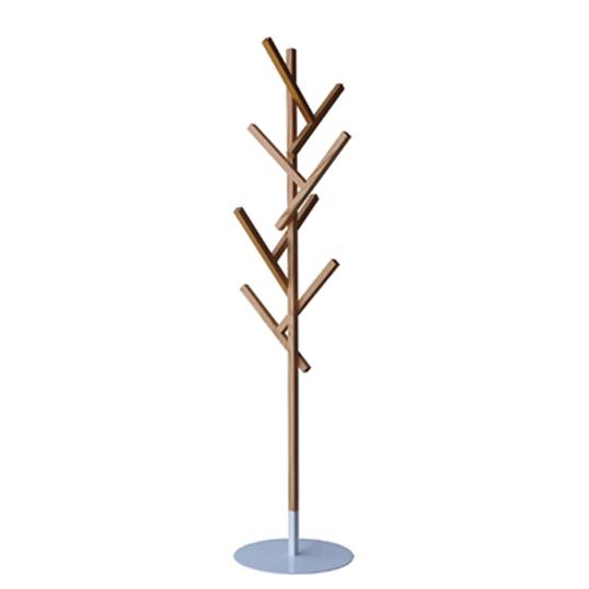 abode FORTYコートハンガーインテリアデザイナーズ家具送料無料リビング玄関木を思わせるコートハンガー
