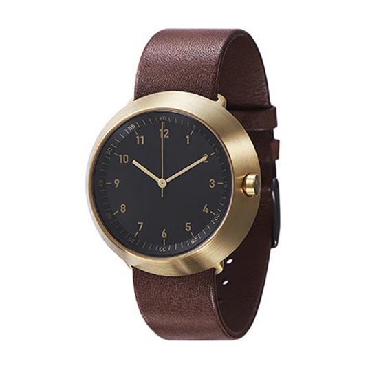 normalFUJI F43-05/20BRフジ F43-05-BR腕時計円すいの形状のケースは手首に自然と繋がるシルエットが美しいモデル送料無料ギフト プレゼント男性用メンズウォッチ