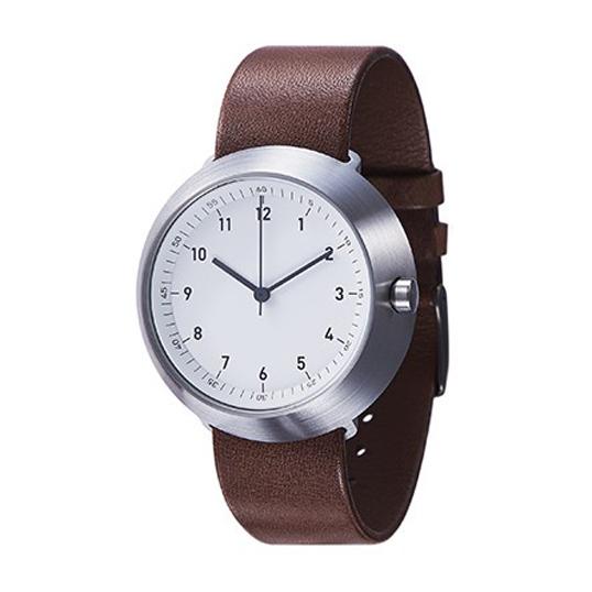 normalFUJI F43-01/20BRフジ F43-01-BR腕時計円すいの形状のケースは手首に自然と繋がるシルエットが美しいモデル送料無料ギフト プレゼント男性用メンズウォッチ