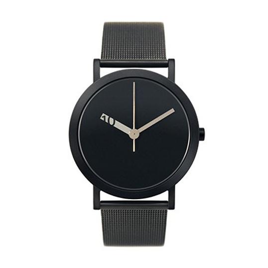 normalEXTRA NORMAL GRANDE-BLACK DIAL EN-GM03エクストラノーマルグランデ EN-GM03腕時計時の流れと共に数字が見え隠れする姿がデザインポイント送料無料ギフト プレゼント