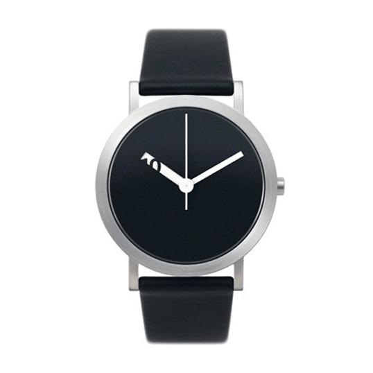 normalEXTRA NORMAL GRANDE-BLACK DIAL EN-GL02エクストラノーマルグランデ EN-GL02腕時計時の流れと共に数字が見え隠れする姿がデザインポイント送料無料ギフト プレゼント