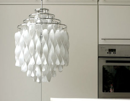 スパイラル ヴェルナー・パントン ヴァーパン デンマーク デザイナーズ照明 送料無料受注生産空間の雰囲気を変えるほどの存在感リビング ダイニングインテリア